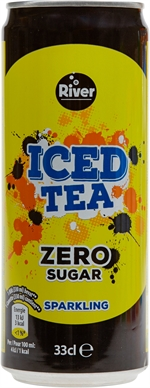 RIVER (ALDI) Iced tea zero