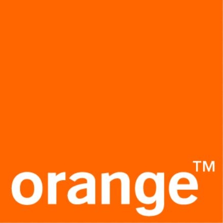 Orange (ex Mobistar) logo