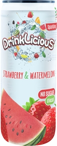 DRINKLICIOUS Strawberry watermelon