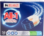 DELHAIZE All in 1 tablettes lave-vaisselle