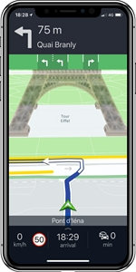 HERE WeGo (IOS)