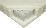 SELECT BY BETER BED Silver Pocket deluxe foam extra