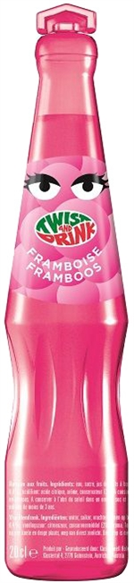 TWIST AND DRINK Framboise