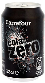 CARREFOUR Cola zero