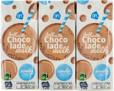 ALBERT HEIJN Chocolademelk light