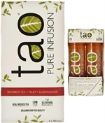 TAO Pure infusion rooibos tea plum elderflower