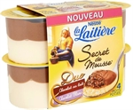 NESTLÉ La Laitière secret de mousse duo