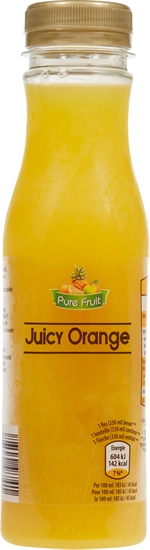 PURE FRUIT (ALDI) Juicy orange