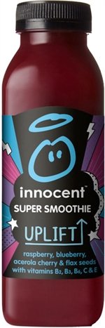 INNOCENT Super smoothie uplift raspberry blueberry
